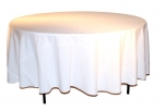 "108"" Round Table Linen"