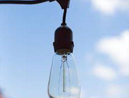 Cafe Lights Rental