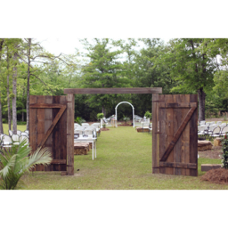Barn Doors Party Rental