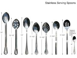 Serving Forks and Spoons